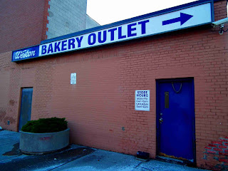 weston bakery outlet