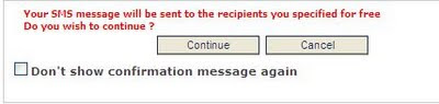Send Free SMS From Airtel to Airtel