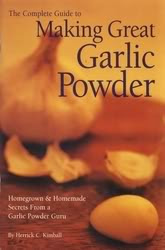 Learn How to Make Your Own Great Garlic Powder