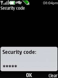 Hack Security Code S40