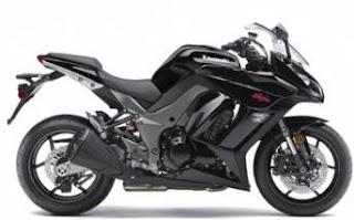 Kawasaki Ninja 1000 motorcycle