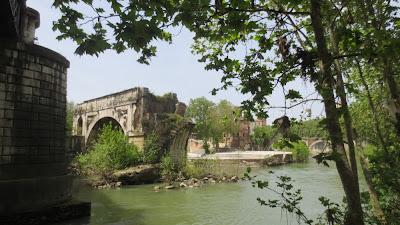 Spaziergang am Tiber