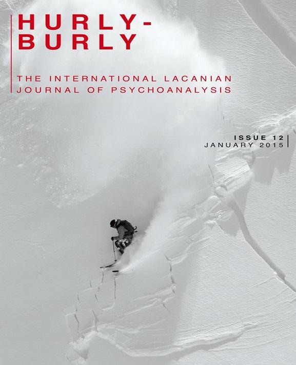 The International Lacanian Journal of Psycoanalysis