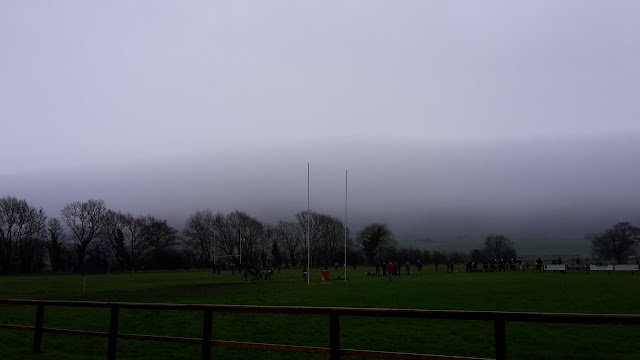 Project 366 2015 day 17 - Cold and wet rugby // 76sunflowers