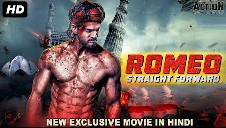 Poster Of Romeo Straight Forward In Hindi Dubbed 300MB Compressed Small Size Pc Movie Free Download Only At beyonddistance.com