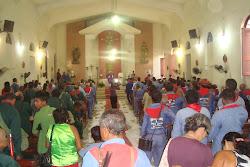 Missa do Bacamarteiro em Abreu e Lima 2012