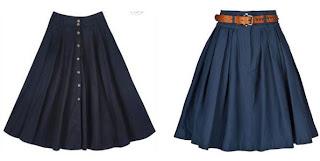A - Line Skirts