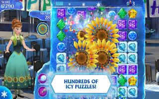 Frozen Free Fall 3.3.0 Mod