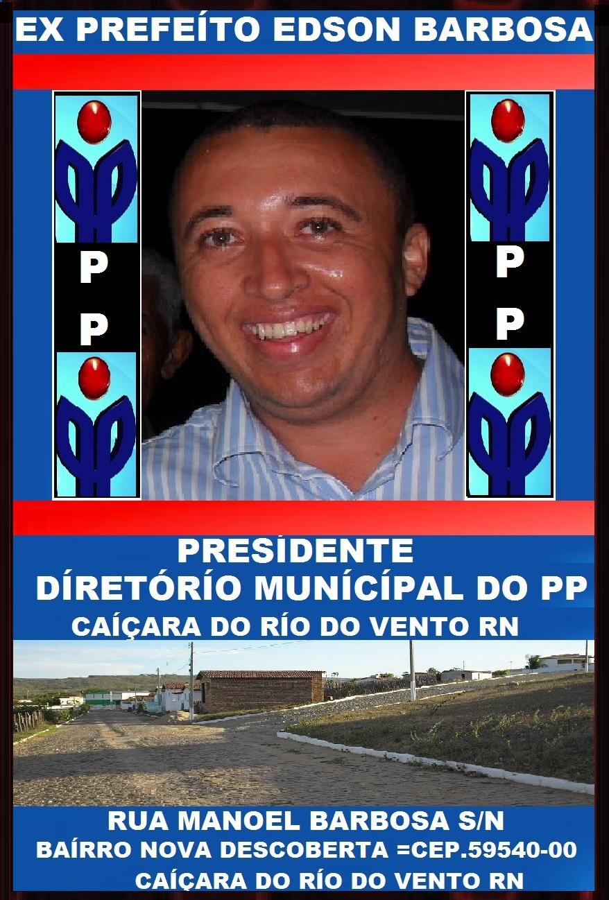 EX PREFEÍTO EDSON BARBOSA