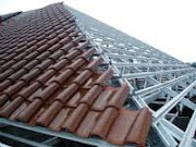 Proyek atap baja ringan