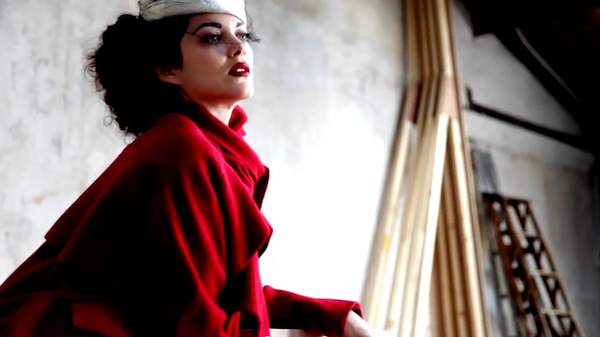 Styled by giovanna battaglia and photographed by steven klein, this is the fifth installment of the lady dior films