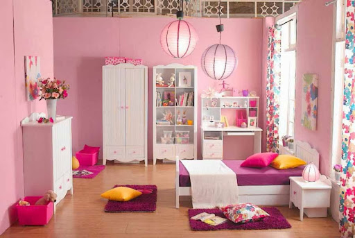 Paint color or wallpaper suitable for children\'s rooms   Home ...