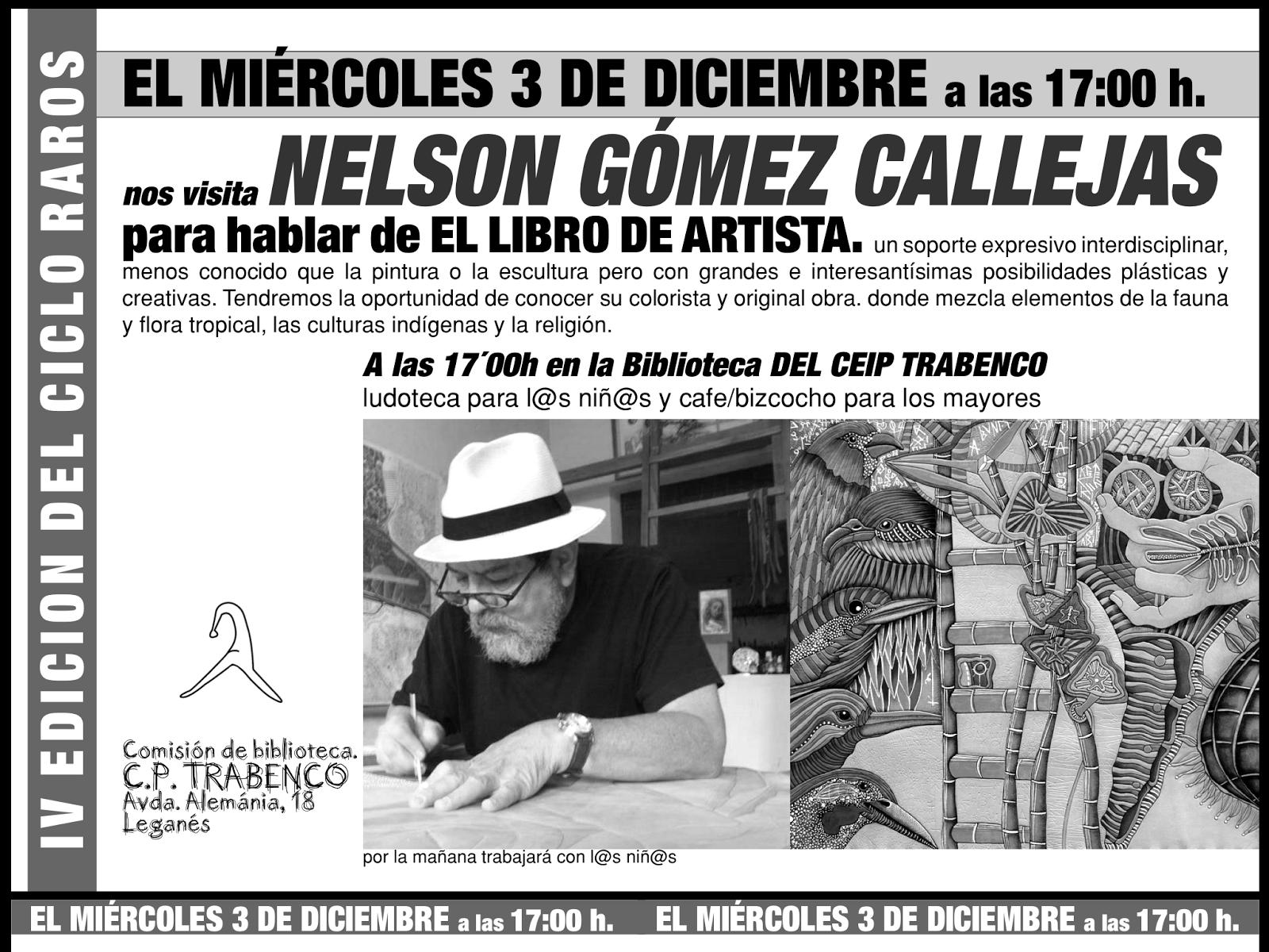 Nelson Gómez Callejas