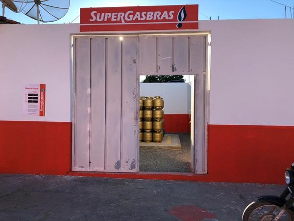 Chegou em Macajuba o Super GasBras