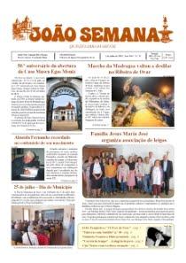 Edição de 1 de julho de 2018