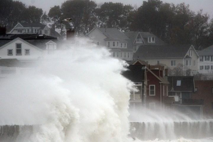 Super Storm Sandy (2012)