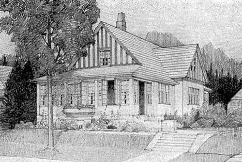 Dibujo arquitectonico - Casas dibujadas a lapiz ...