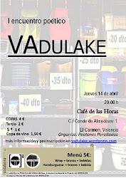 I ENCUENTRO DE POETAS VADULAKE