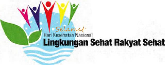 logo Selamat Hari Kesehatan Nasional - munsypedia.blogspot.com
