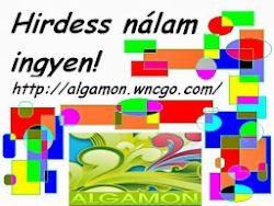 Algamon hirdetője
