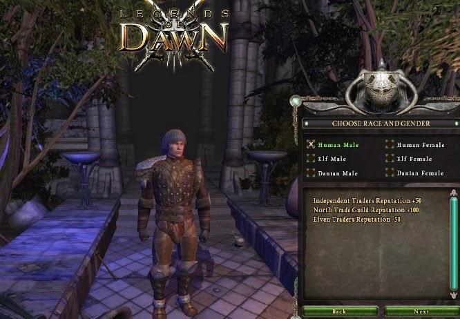 Legends of Dawn 修改器 遊戲魔人