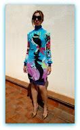 Vestido de CUSTO BARCELONA