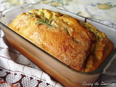 Nigella Rosemary Cake