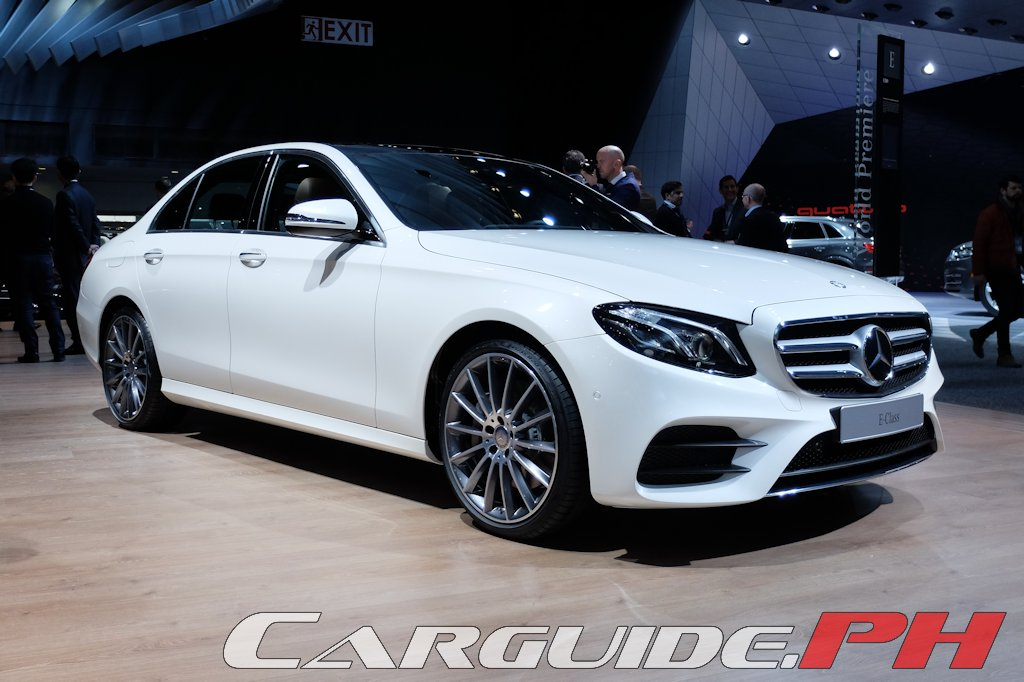 naias 2016 mercedes benz e class slc is a show of. Black Bedroom Furniture Sets. Home Design Ideas