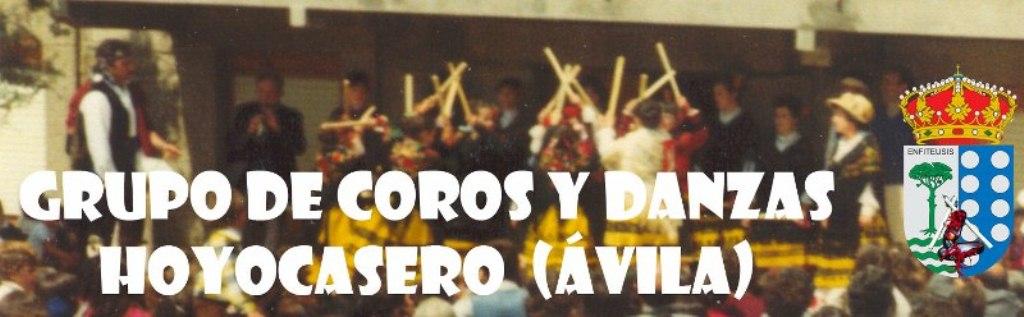 DANZAS DE HOYOCASERO (ÁVILA).
