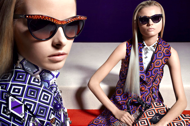 968706d4f27d ♥♥♥ Magdalena Frackowiak for Prada Fall 2012 full Ad Campaign by ...