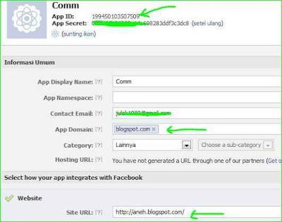 membuat memasang dan menambahkan komentar facebook di blogger