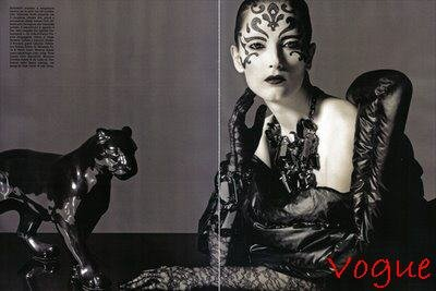 Goth Fashion  on Fashion  Gothic Vogue And Gothic Clothing