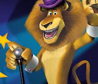 Lev Alex a nový film Madagaskar 3