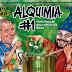Exclusiva: Rótulo da Alquimia #1  da Beertoon - cervejaria de Leonardo Botto e do cartunista Ique