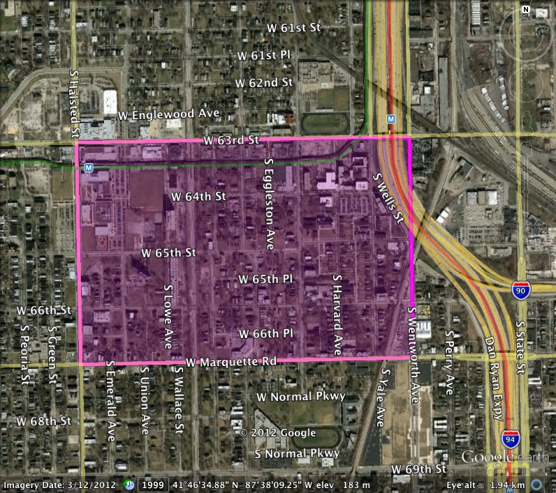 Big Shoulders Atlas: A Chicago Neighborhoods Blog: Most Dangerous ...