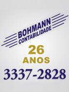 BOHMANN CONTABILIDADE