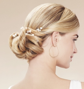 Simple Wedding Hairstyles For Short Hair Paola Pozzessere