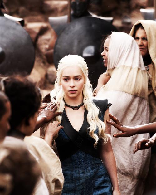 Daenerys mhysa 3x10 - Juego de Tronos en los siete reinos