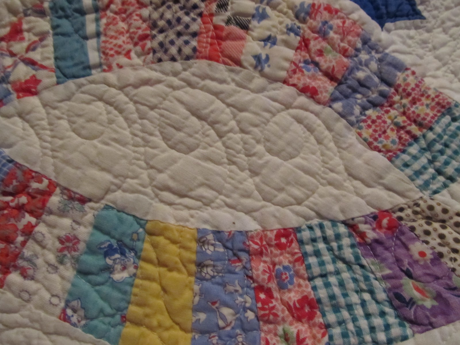 VintageBlessings: Depression Era Feedsack Quilts Continued : feedsack quilts - Adamdwight.com