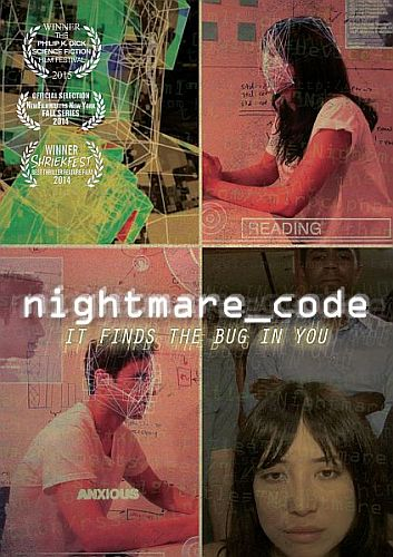 Nightmare Code DVD cover