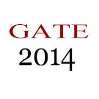 GATE 2014 Online Examination Date