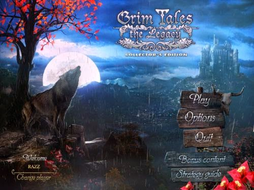 Grim Tales 6 The Vengeance Collectors Edition v1.0.13