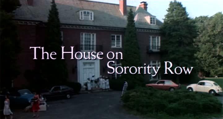 Kate mcneil house on sorority row
