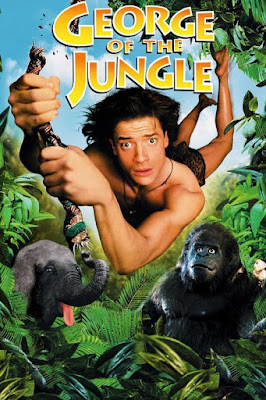 George of the Jungle 1997 Dual Audio 720p BRRip 800mb