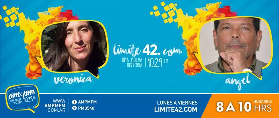 Limite 42 8-10 en 102.9 FM