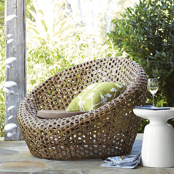 inbrightness patio patio west elm nest chairs