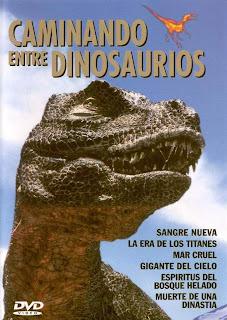 descargar caminando entre dinosaurios
