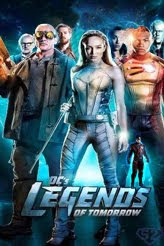 - LEGENDS  OF TOMORROW -