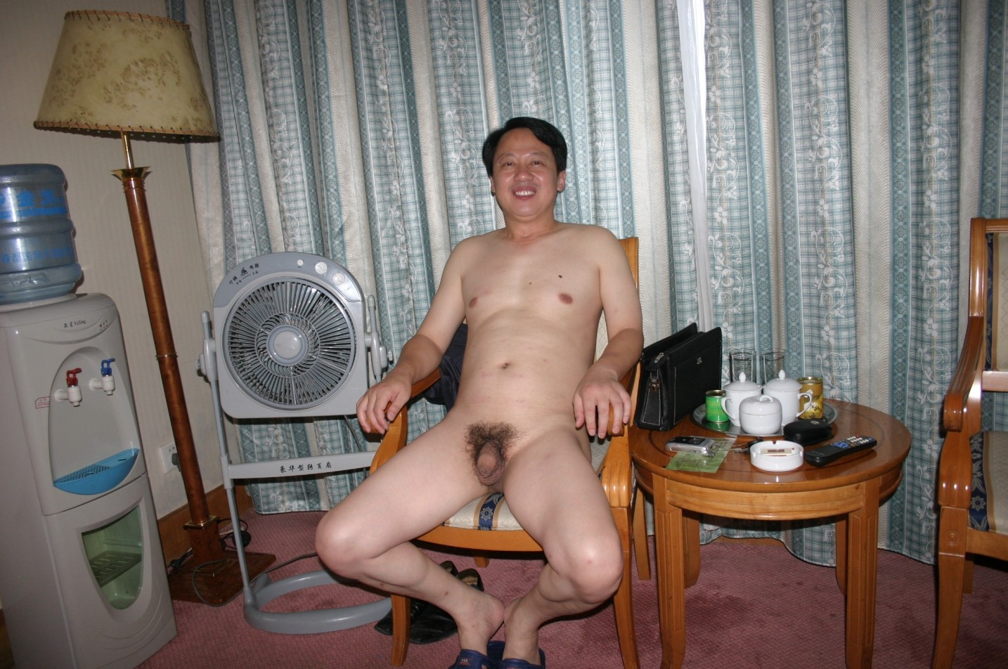 chinese middle age men nude
