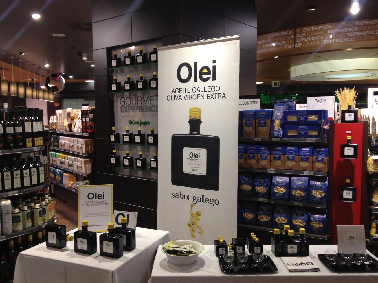 Club del sommelier olei en el galicia s excellent - Gourmet experience goya ...